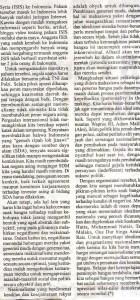 Menumbuhkan Semangat Nasionalisme Malang Post. 20 Mei 2016