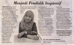 Malang Post, 27 Juni 2016