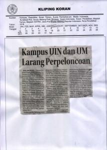 Radar Malang 27 Juli 2016