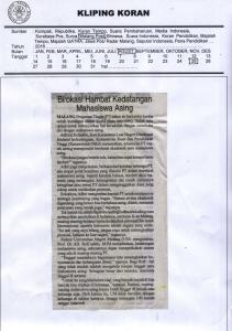 Malang Post 25 Agustus 2016
