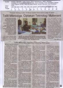Malang Post 19 Oktober 2016