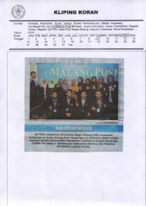 Malang Post 9 November 2016