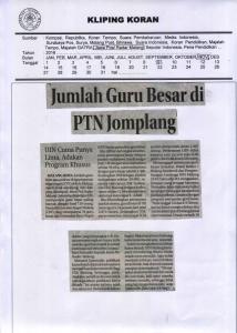 Jawa Pos Radar Malang 9 November 2016