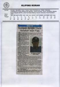 Malang Post 23 November 2016