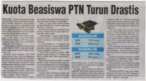 Malang Post 15 November 2016