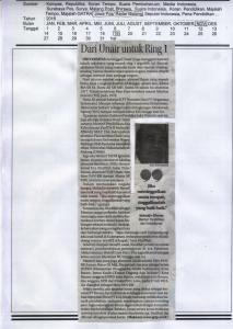 Jawa Pos Radar Malang 19 November 2016