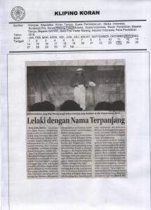 Malang Post 24 November 2016