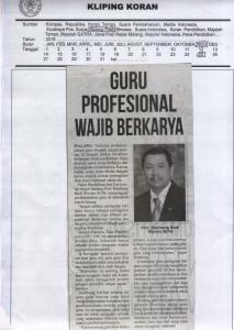 Malang Post 25 November 2016