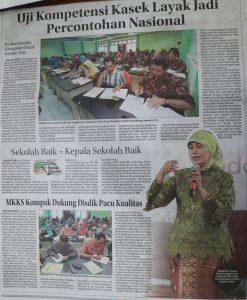 Jawa Pos Radar Malang 4 Desember 2016