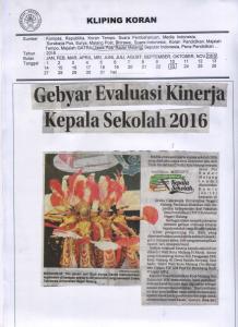 Jawa Pos Radar Malang 23 Desember 2016