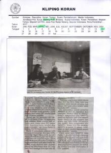 SBMPTN: Konferensi pers Panlok 55 SBMPTN, Malang Post 13 April 2017