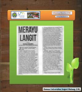 MERAYU LANGIT, Malang Post 18 Juni 2017.._1