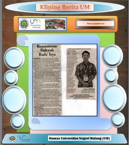 Romantisme Dakwah Bada' Isya, Surya 24 Juli 2017...