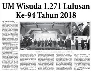 Media Cetak Memo X 08 Oktober 2018